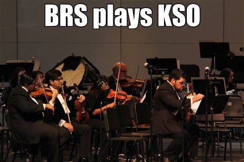BRS in 2007 with the KSO