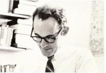 Dr. D. Wayne Gunn in 1969