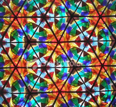 Image of kaliescope glass.