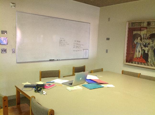 Photo of Group Study Room A
