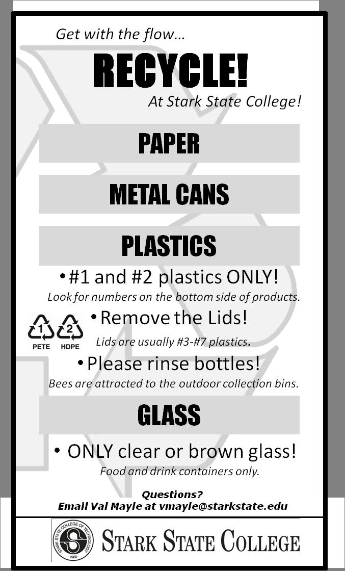 recyling brochure