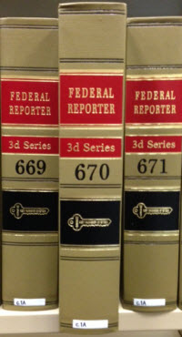 Volume 670 of the Federal 3d reporters.