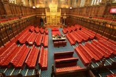 Interior of the House of Lords
