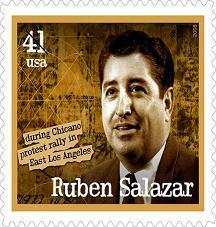 Ruben Salazar Stamp2