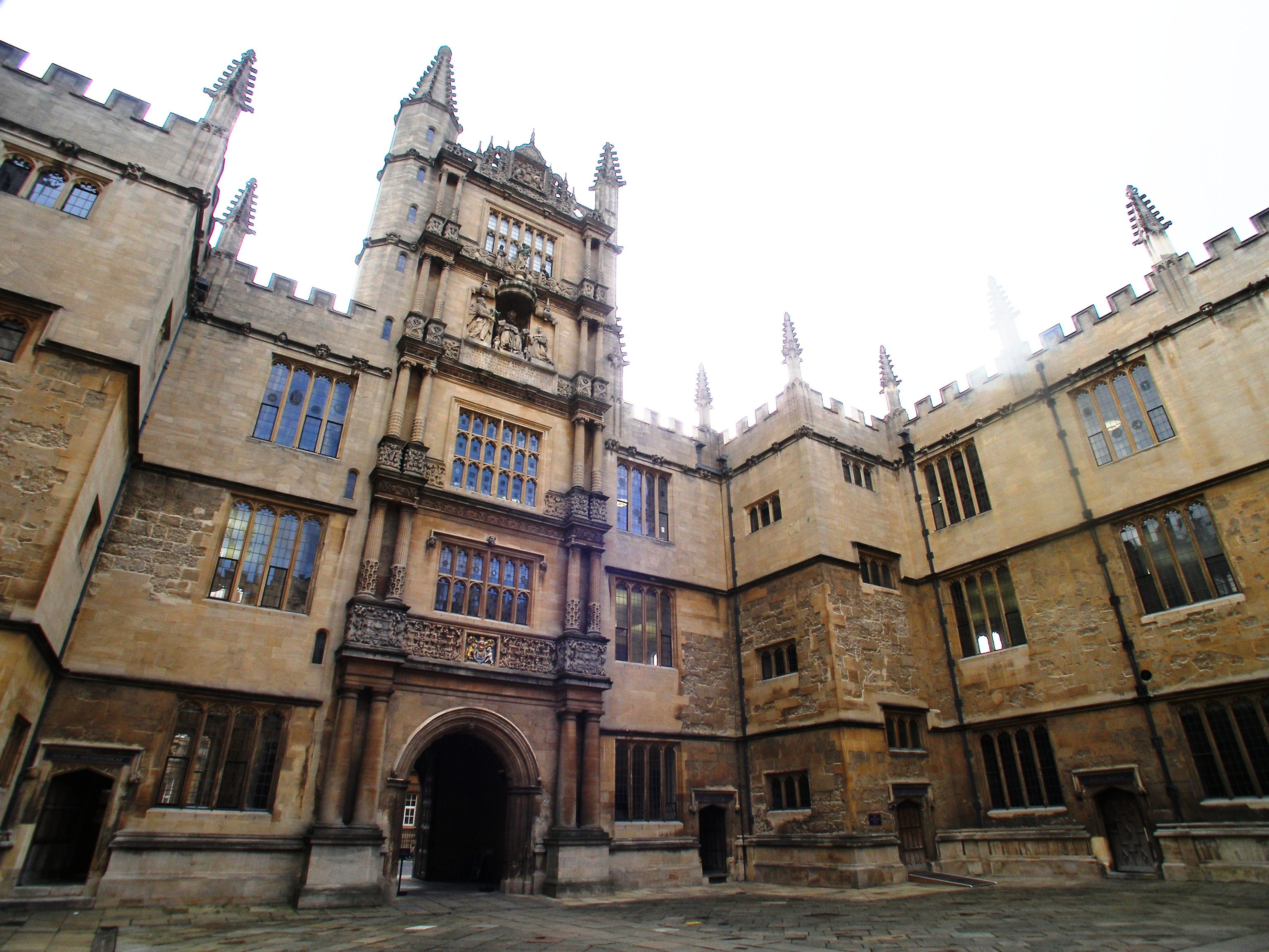 Bodleian Library Old Schools Quadrangle