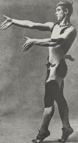 L'Après-midi d'un Faune (1912)