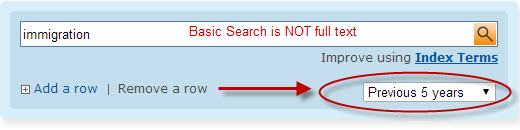 Basic Search Box