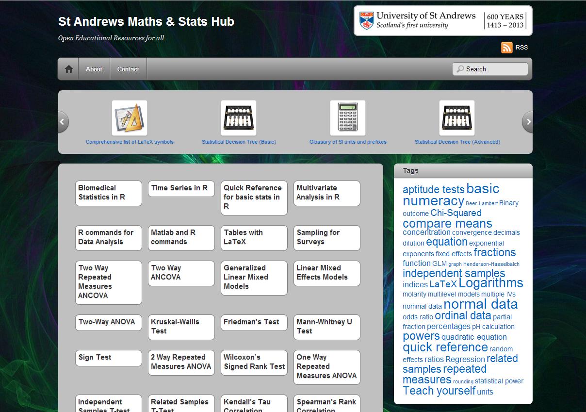 Maths Stats Hub