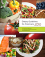 Cover photo for dietary guidelines for americans 2020