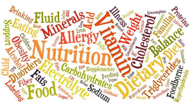 Nutrition topics