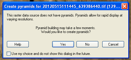 build pyramids