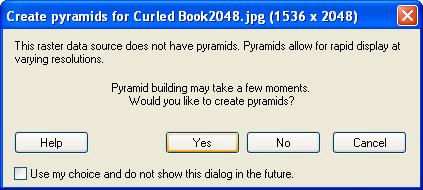 Create Pyramids