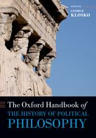 Oxford Handbook of the History of Political Philosophy