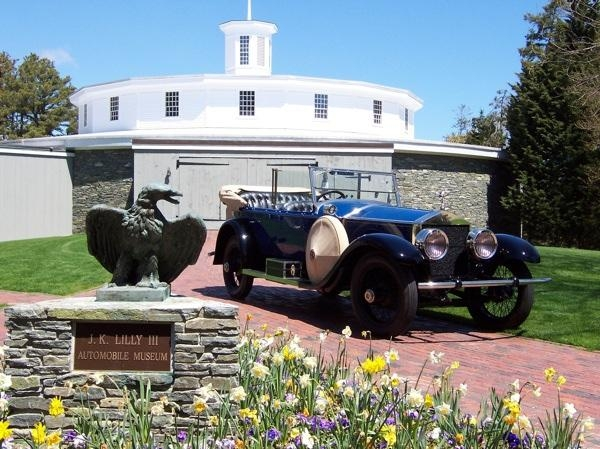 Heritage Museums and Gardens, Sandwich, MA