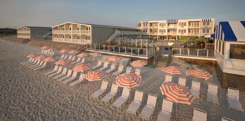 Sea Crest Beach Hotel, Falmouth, MA