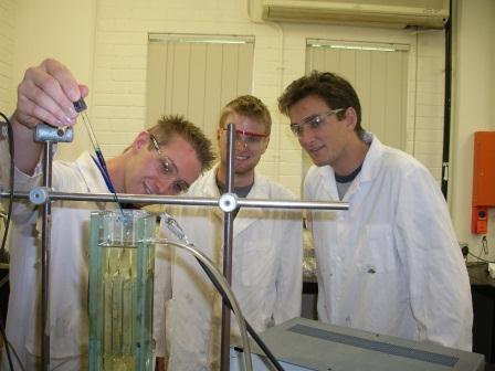 WASM metallurgy experiment