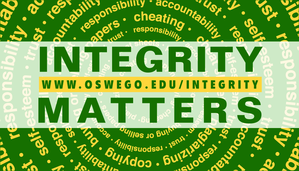 Link to Osweg Intellectual Integrity Primer
