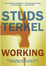 Working book cover