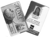 UWF and NWF student IDs