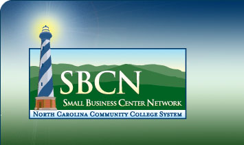 The Small Business Center Network (SBCN) a service of the North Carolina Community College System.