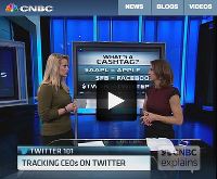 CNBC news screenshot