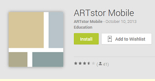 Artstor mobile image
