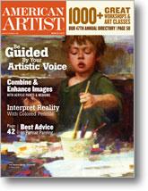 Popular art magazine