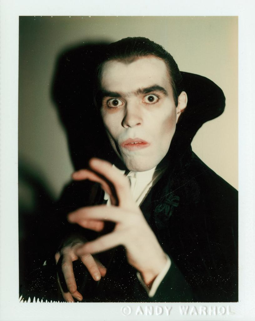 Dracula, photo by Andy Warhohl