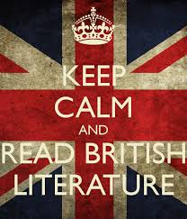 Keep Calm and Read British Literature