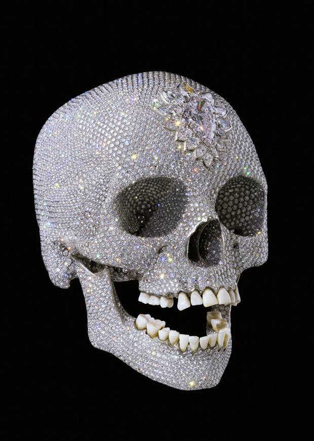 For the Love of God (Hirst 2007)