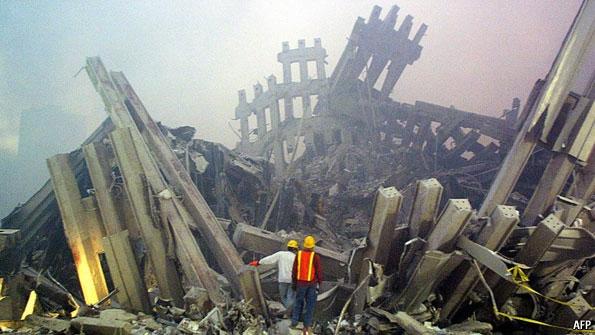 9/11 afternatg