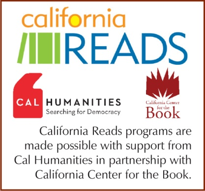California Reads logo
