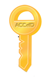 ACCeID Key upright