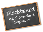 Blackboard ACC Student Support