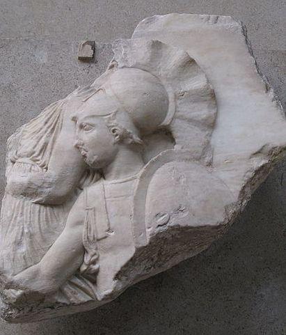 Parthenon Detail of Frieze