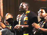 Berea College Black Music Ensemble