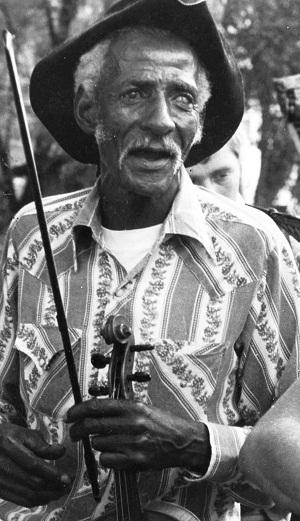 Bill Livers at Monterey Fair. Owen Co., KY. Photo by Lloyd Barton, Frankfort, KY.