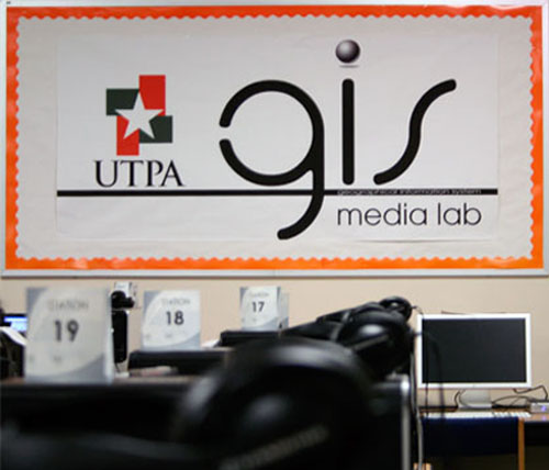 photo of the media lab