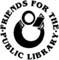 Friends for the Public Library logo