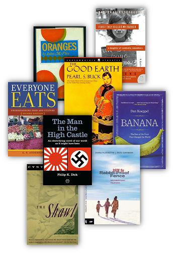 Image: ENG112 Books