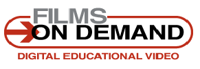 Films on Demand Digital Educational Video Logo