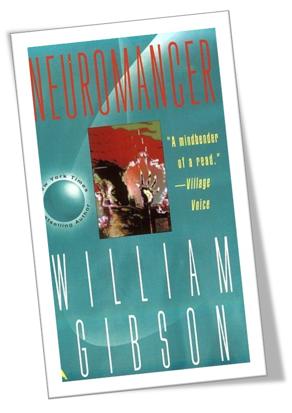 Image: Neuromancer Cover