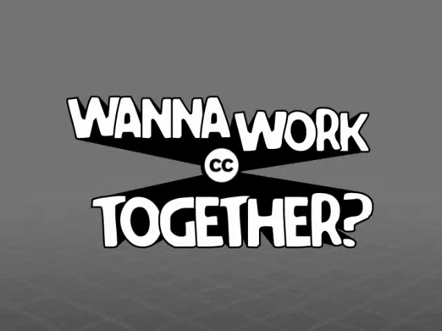 Wanna Work Together