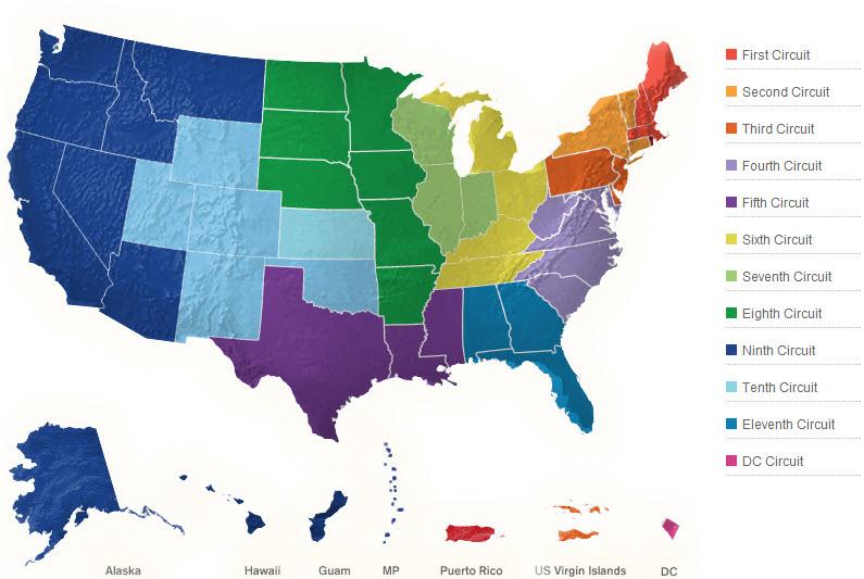 U S Court Locator