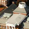 University of Delaware buildings seen from birds-eye-view