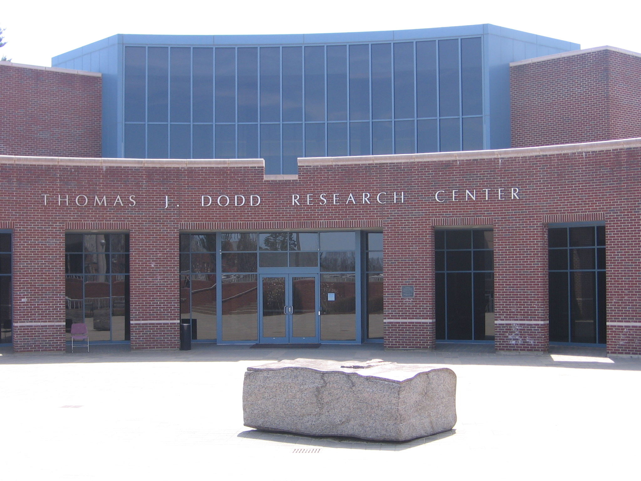 The Thomas J Dodd Research Center
