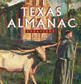 Image of the cover of The Texas Almanac