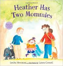 children's book heather has two mommies