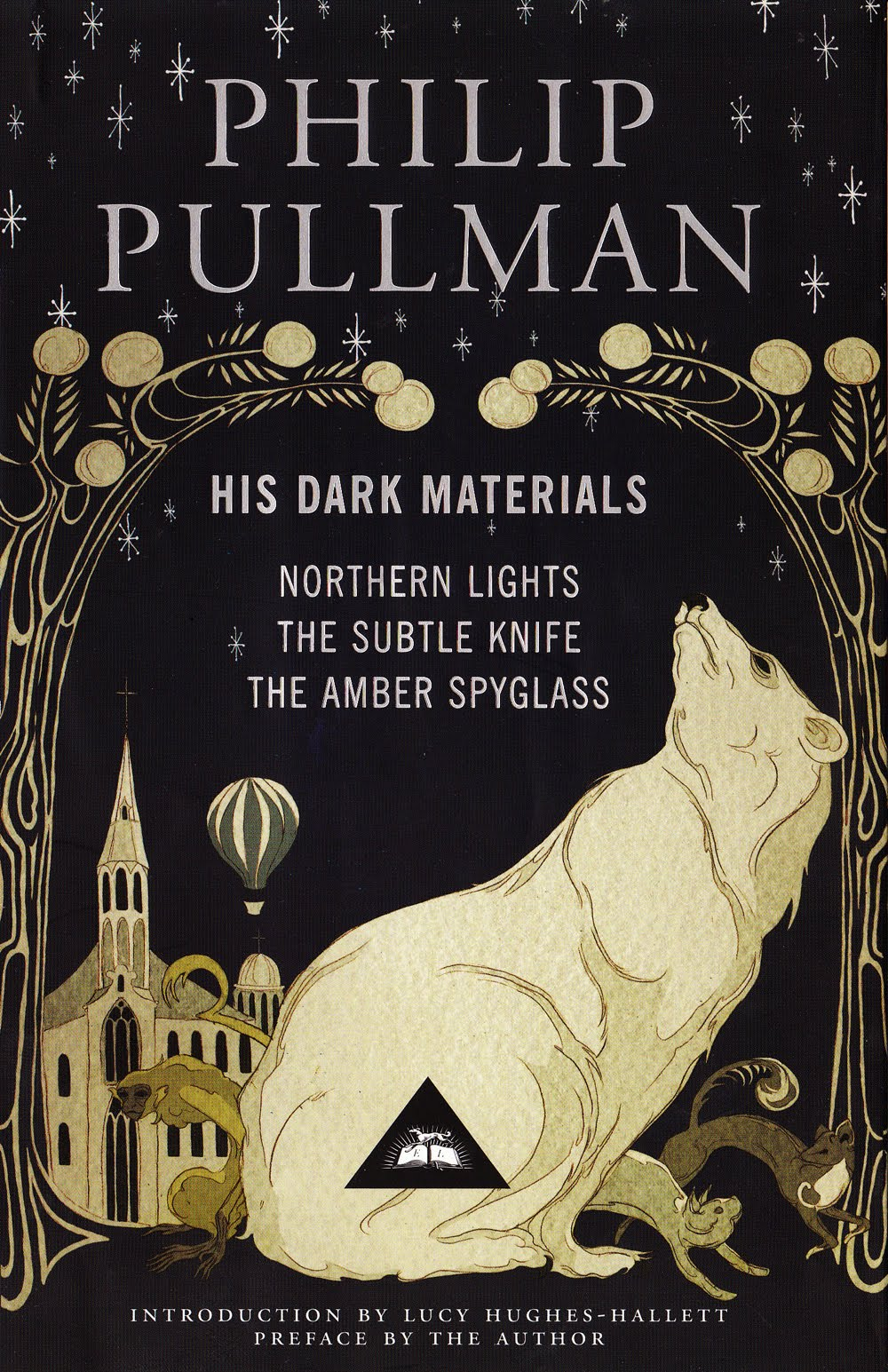 young adult novel Philip Pullman His Dark Materials