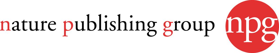 Nature Publishing Group npg logo